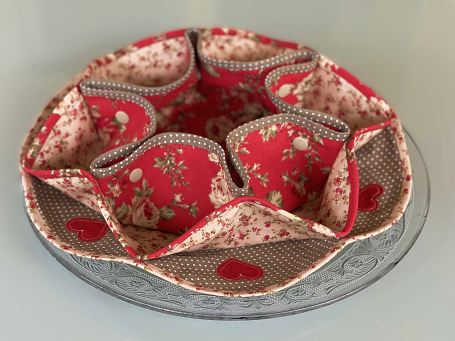 Easy Bread Basket