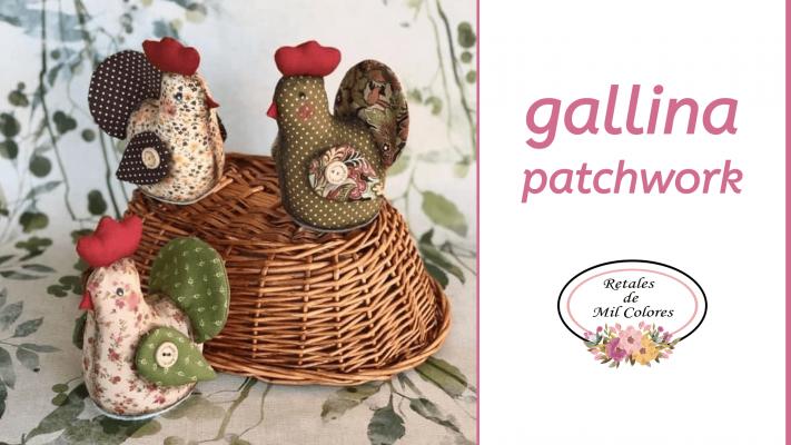 Entrada 17 - gallinas de patchwork